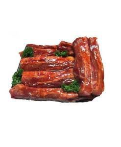 pork spare ribs boneless BBQ marinade