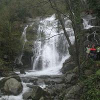 Ruta de las Cascadas Nogaledas en Navaconcejo. Senderismo en el Valle del Jerte