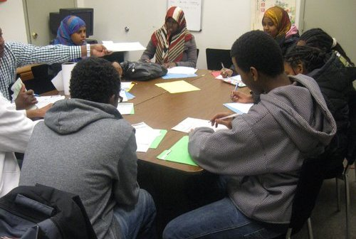 Local non-profit easing culture shock for East African immigrants
