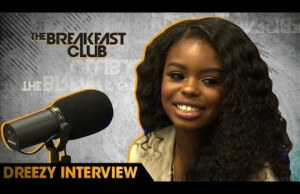 Video: Dreezy Sits Down with The Breakfast Club