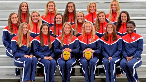 2016 Womens WP Team - Banner