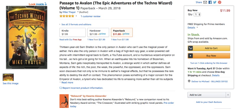 Techno Wizard On Sale