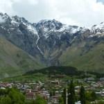 Kazbegi, The Gate to the Caucasus Mountains