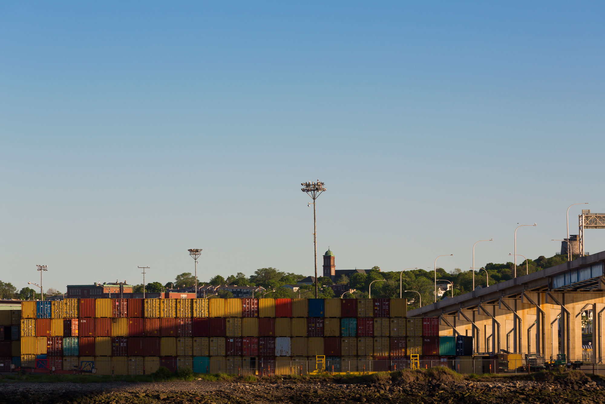 Port-Containers