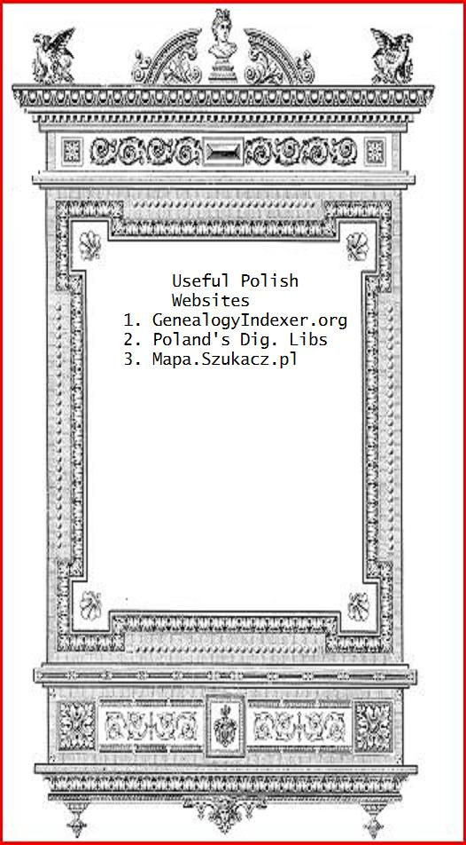 #Polish #Genealogy – Useful Websites … #3  Mapa.Szukacz.pl