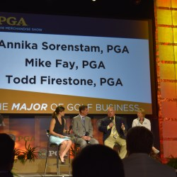 Mike Fay Guest Speaker At The 2016 PGA Merchandise Show