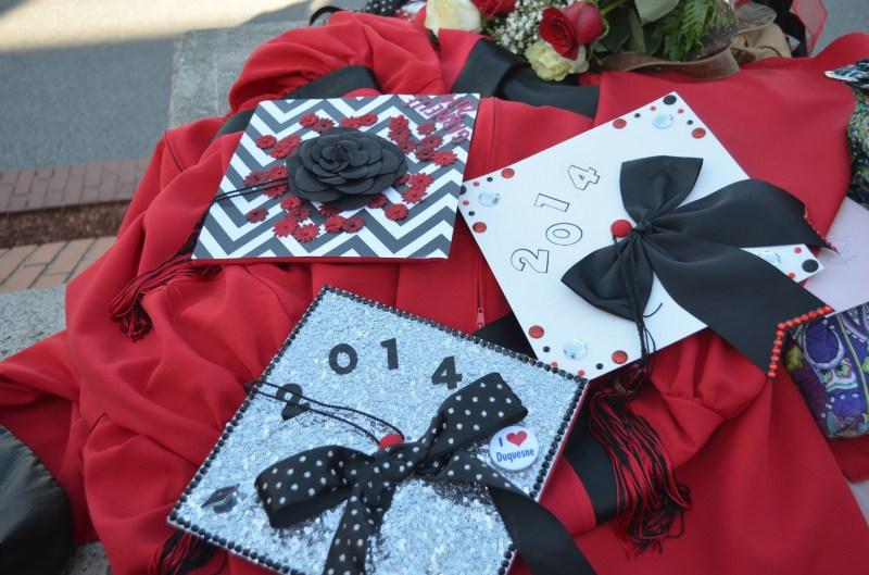 Large Of Decorated Graduation Caps