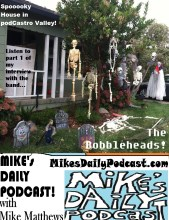MIKEs DAILY PODCAST 959 Spooky Castro Valley House