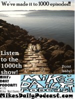 MIKEs DAILY PODCAST 1000 Point Isabel boxer