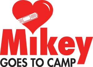Mikey Goes To Camp logo