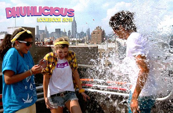 Dhuhlicious Summertime