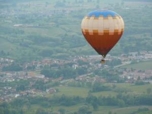 Milano Mongolfiere ospiterà a bordo della propria flotta i visitatori (foto da milanomongolfiere)