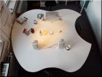 Apple Table …