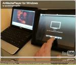 AirMedia Player (ή πώς μπορείτε να streamάρετε από την iOS Device σας σε Windoze PC)