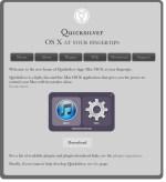 Πίσω από τον κόσμο των νεκρών, QuickSilver