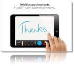 Το App Store έφτασε τα 50 δις downloads