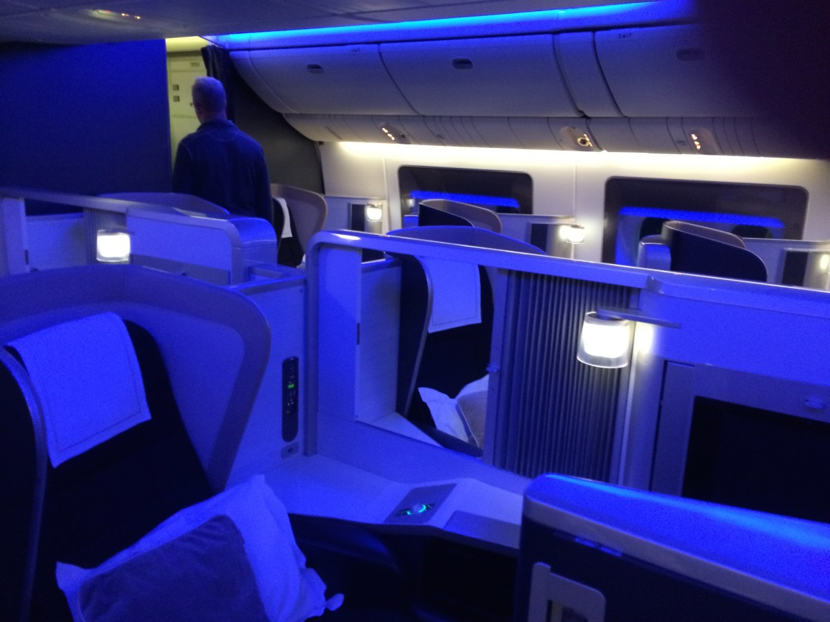 Dublin enjoys another premium seat sale and it beats the pants off the BA one from Heathrow