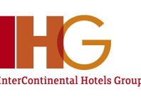 Intercontinental Hotels Group logo.