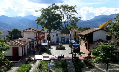 Medellin City Tour - Pueblita La Paisa.