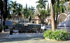 San Pedro Cemetery Museum.