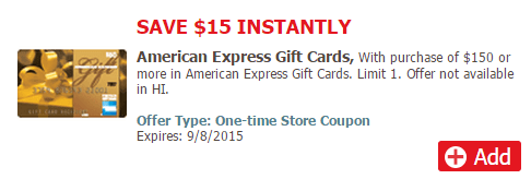 American Express Gift Card Promo Codes (Free Shipping) Shipping Fees when purchasing Amex gift cards online will range from $ to $ Apply the No Shipping Fees code to waive this fee.