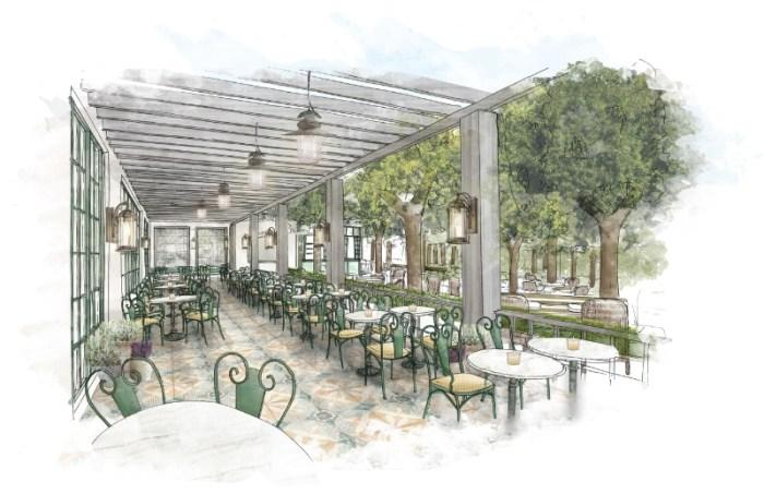Monte carlo las vegas rebranding renovation new concept for 453 bellagio terrace