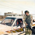 Aaron Hughes / Road Stop / The Journal of Military Experience, Vol. 3