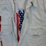 Bleeding Red, White and Blue
