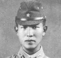 2nd Lt. Hiroo Onoda surrenders to Filipino authorities in March, 1974 -- Nearly 30 years after the end of the Second World War.