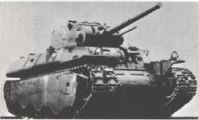 The M6 Supertank would have been a match for the King Tiger.