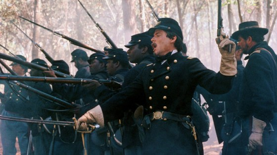 """an analysis of glory a movie set in the civil war - analysis of glory glory is a movie about the fifty-fourth massachusetts regiment in the civil war this was the first all black regiment the union ever allowed to fight throughout the movie one quote kept proving itself true, """"we went down standing up."""