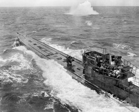 What Lies Beneath — Is a strange object on the bottom of a Canadian lake really a German U-boat?