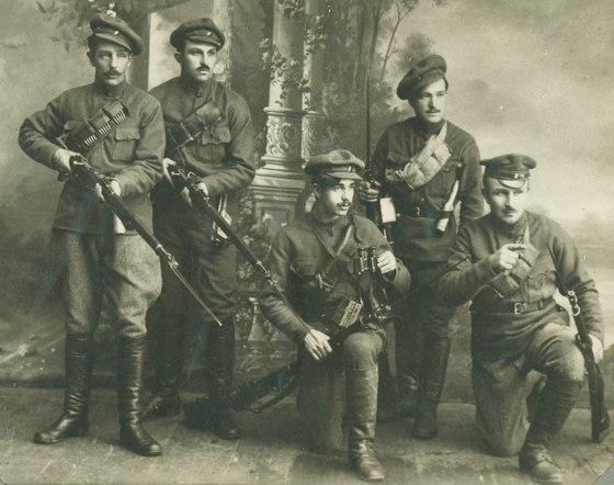 A Long Way From Home – The Czech Legion's Amazing Trek Across Siberia