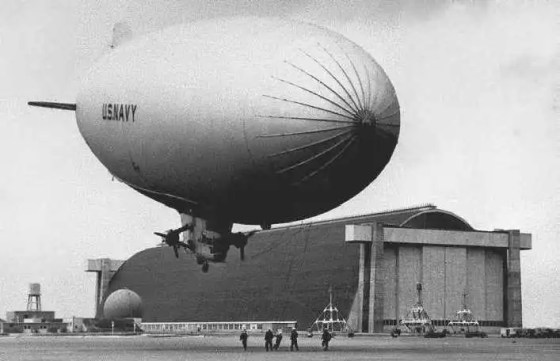 The Other 'Silent Service' – U.S. Navy Airships of WW2