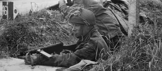 Britain produced nearly 5 million sten guns during World War Two.