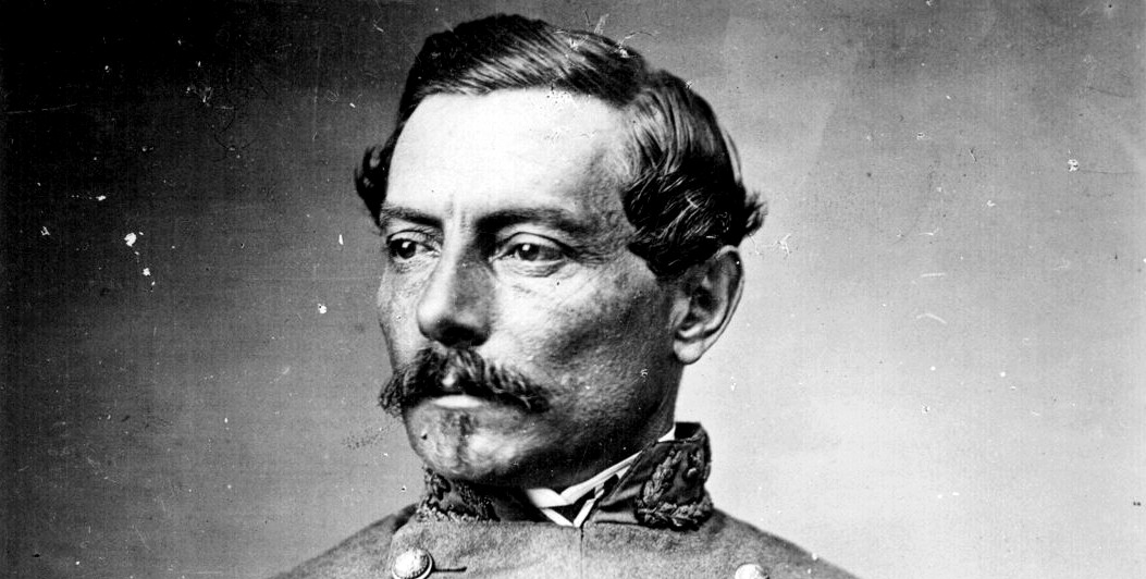 Confederate general P.G.T. Beauregard fooled the Yankees into thinking that thousands of Rebs were pouring into Corinth, Mississippi. IN reality his small army was slipping out of town.