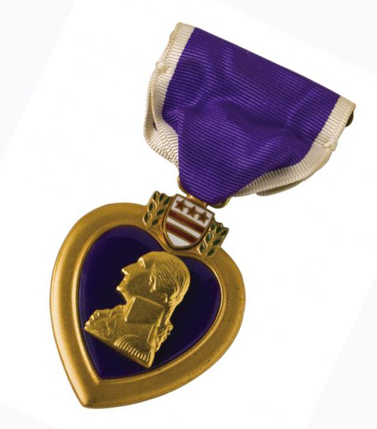 Taking One For The Team – 15 Remarkable Facts About the Purple Heart