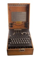 Poland was the first country to lay its hands on Enigma technology. It transferred its knowledge of the famous code machines to the Allies in 1939.