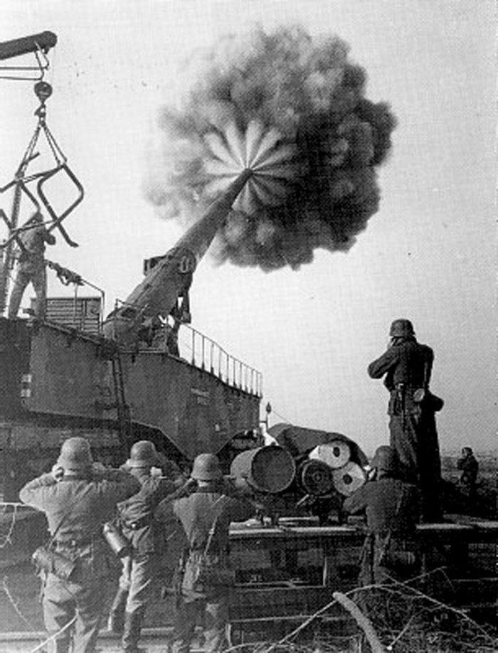 The Guns of Cap Gris Nez – Hitler's Four-Year Artillery Bombardment of Southern England