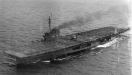 The USS Sable underway in the Great Lakes. (Image source: WikiCommons)
