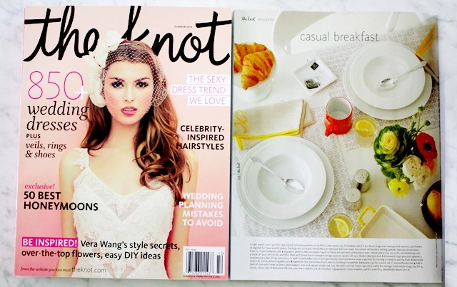 The Knot Magazine Summer 2014