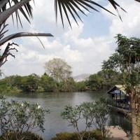 Notes From The Road:  The Duenshine Resort, Kanchanaburi