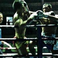 Muay Thai Fight:  Jomthong Chuwattana, Rajadamnern Stadium, June 1, 2009
