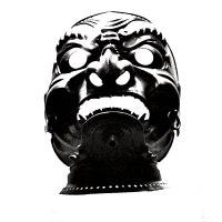 Samurai Masks From The Edo Period (1603  - 1867)