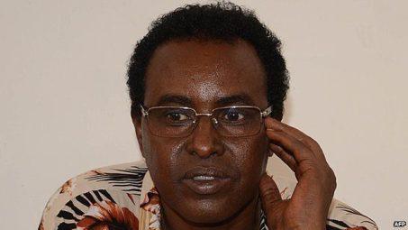 Abdimalik Yusuph, mmiliki wa kituo cha redio kilichofungiwa Somalia.