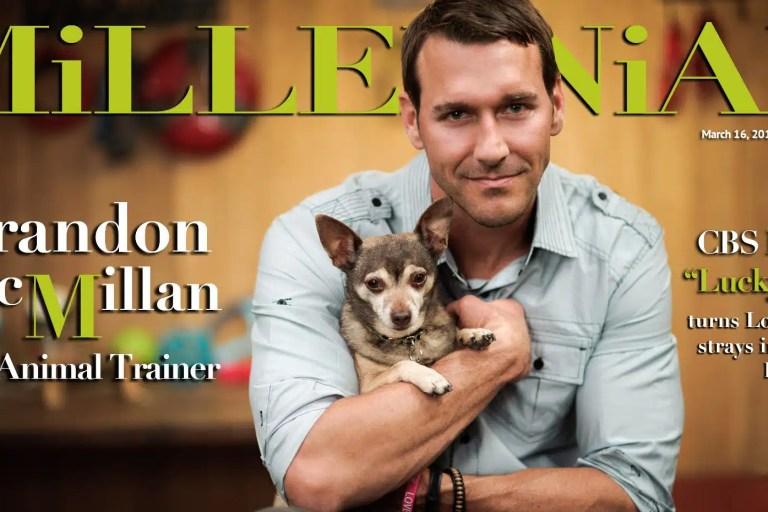 Millennial Magazine - Brandon McMillan Cover