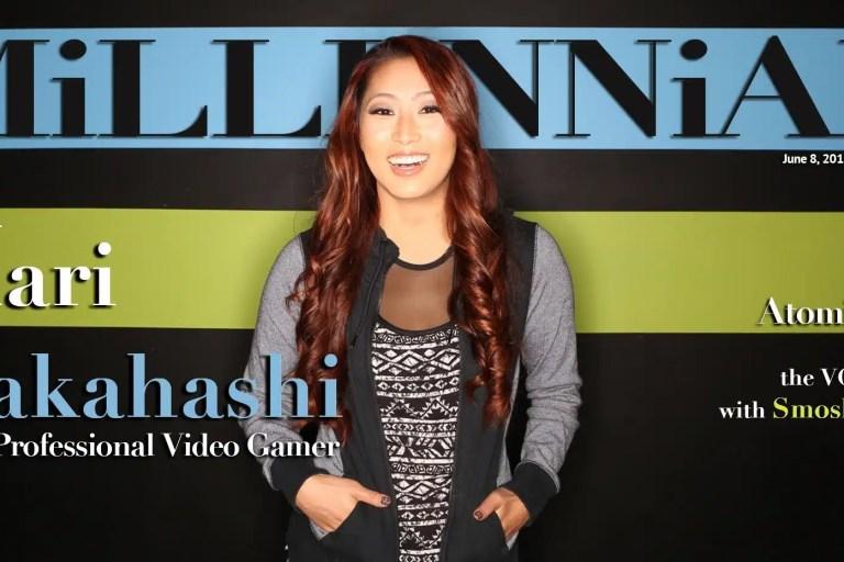 Millennial Magazine - Mari Takahashi Cover