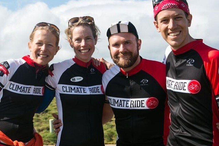 Climate Ride- Millennial Magazine