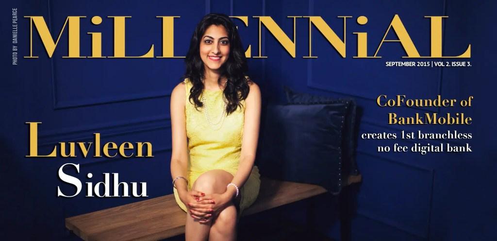 Millennial Magazine - Luvleen-Sidhu-Cover-1