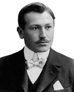 Hans Wilsdorf, Rolex Founder